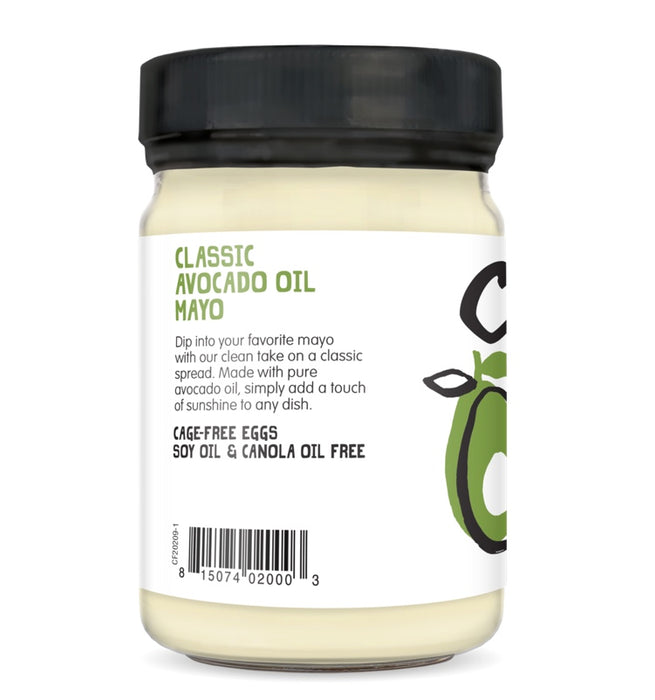 Chosen Foods® Classic Mayo (100% Pure Avocado Oil) - 355ml