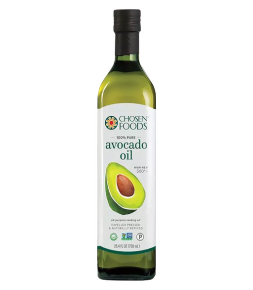 Chosen Foods® 100% Pure Avocado Oil (750ml Bottle) - SOLD OUT!!!