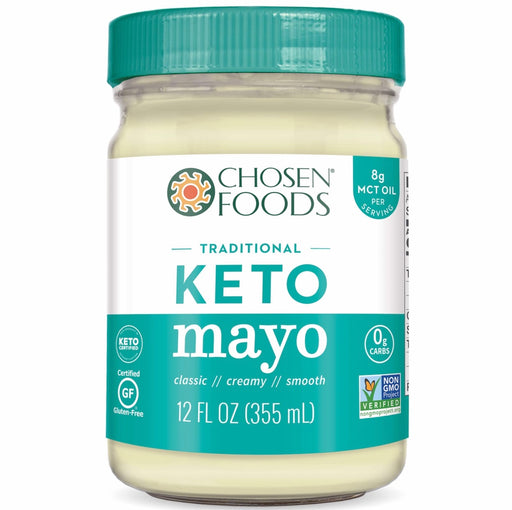 Chosen Foods® KETO Mayonnaise - 355ml