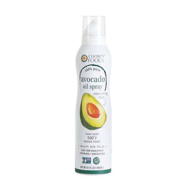 Chosen Foods® (ORIGINAL) 100% Pure Avocado Oil Spray - (134g Bottle)