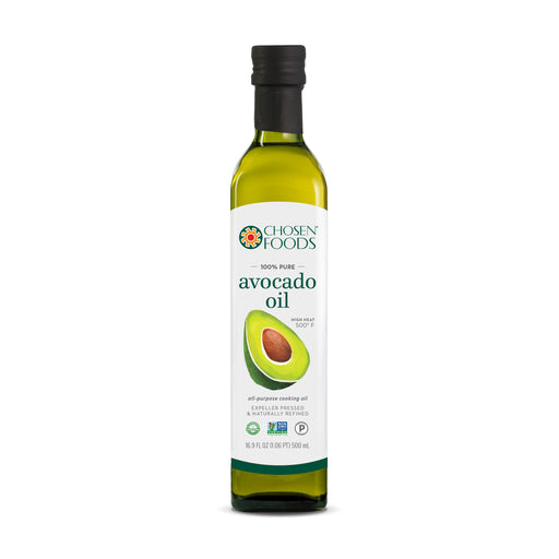 Chosen Foods® 100% Pure Avocado Oil (500ml Bottle)