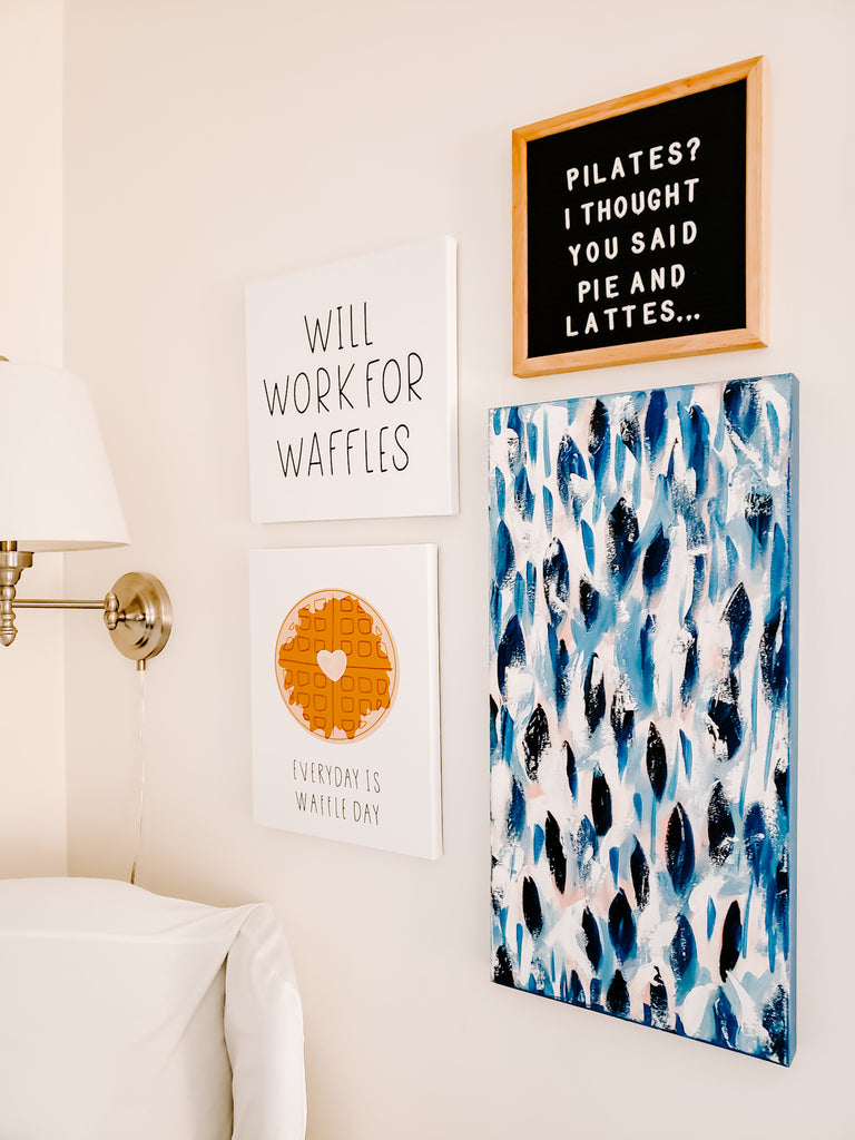 "3 ways to help make your home more ""you"" - shop happies home decor blog"