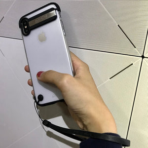 The Hybrid Armour for iPhone XS, iPhone X 極輕薄防摔金屬支架保護殼 - HOMI CREATIONS - LCW Fashion Ltd.