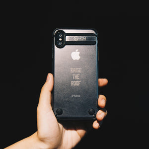 The Hybrid Armour for iPhone XS, iPhone X - GOOD VIBES系列 極輕薄防摔金屬支架保護殼 - HOMI SUSTAIN 發熱外套 / HOMI SUSTAIN 發熱圍巾 / SUSTAIN 發熱背心 / iPhone X 無線充電 / TYPE C HUB 轉接器