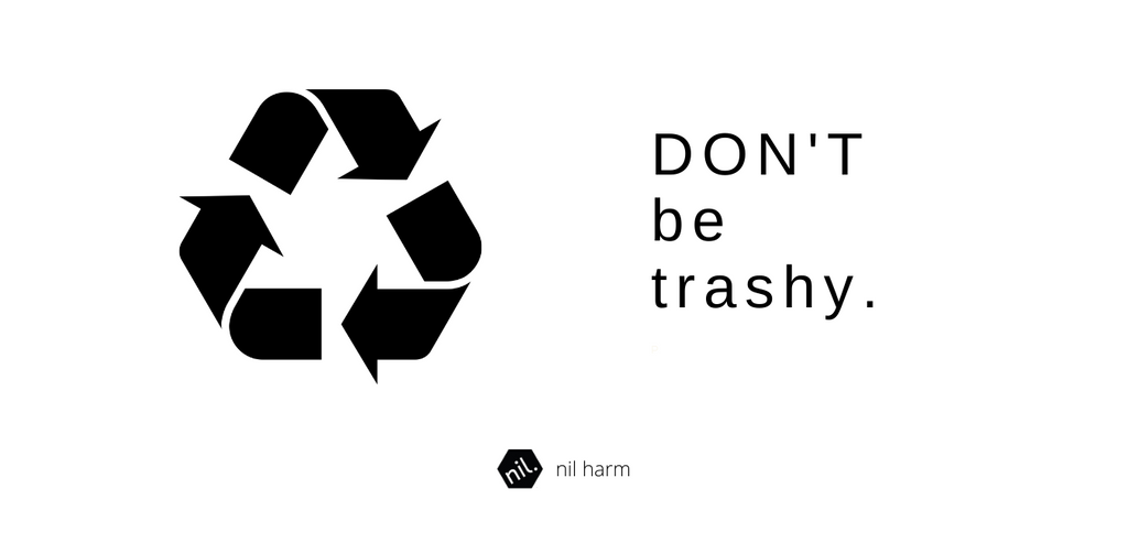 Refuse. Reduce. Reuse. Recycle?