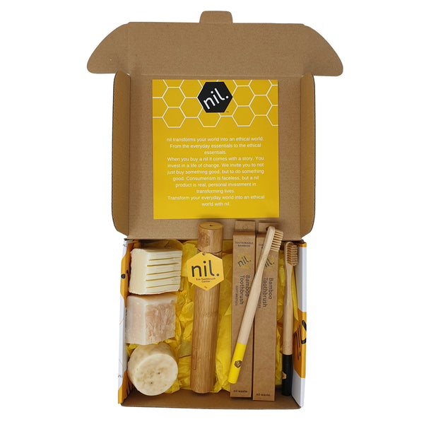 nil Christmas Bathroom Gift Box
