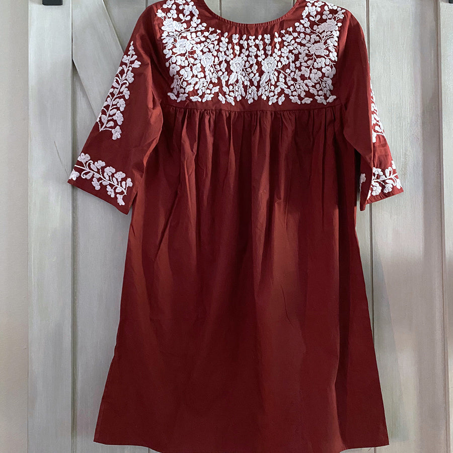 Aggie Maroon Saturday Dress