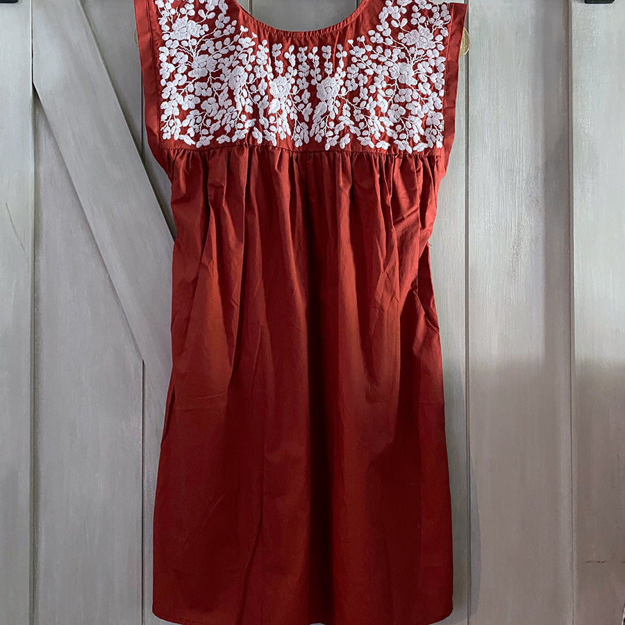 Aggie Maroon Butterfly Dress