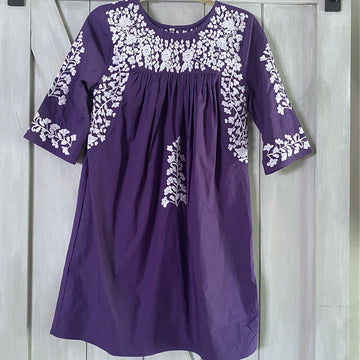 TCU Purple Saturday Dress
