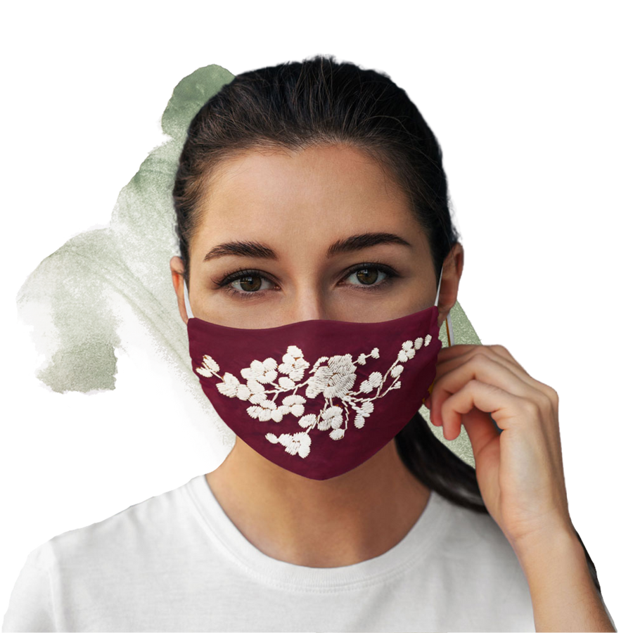PRE-ORDER: Aggie Mask (APRIL DELIVERY)