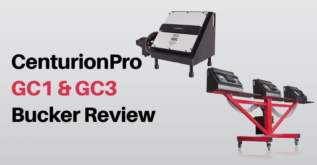 CenturionPro GC1 and GC3 Bucker Review