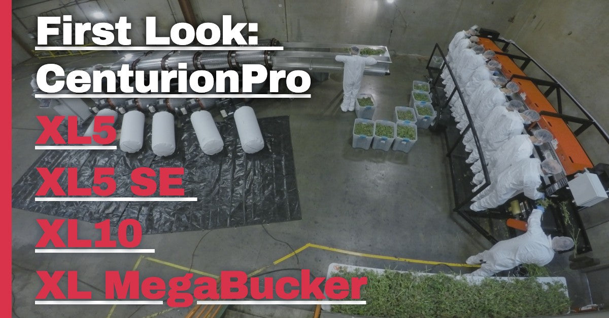 First Look & Review: CenturionPro XL5, XL5 SE, XL10, and XL MegaBucker - CenturionPro's Commercial Harvesting Solutions