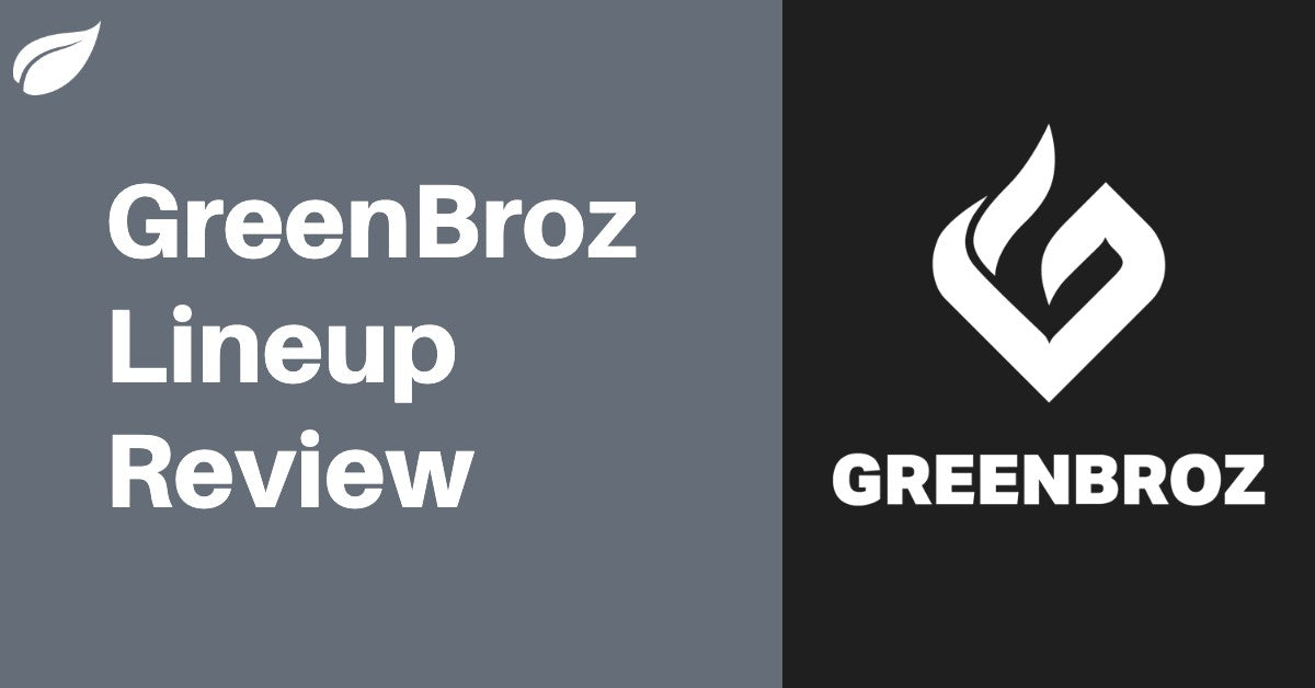 GreenBroz Harvesting Solutions Complete Equipment Lineup Review : Dry Trimmers, Trichome Extractor, Bucker, and Bud Sorter