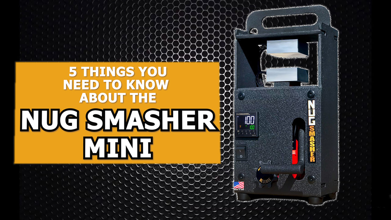 5 Things You Need to Know About the NugSmasher Mini