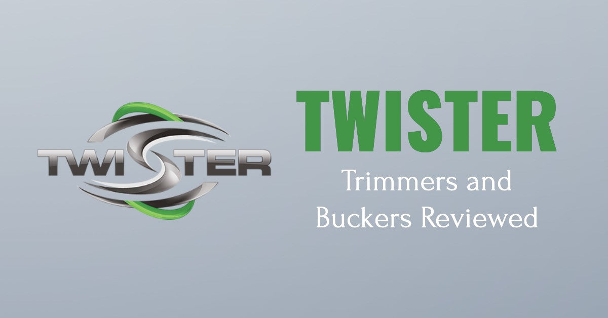 Twister Trimmers & Buckers Reviewed