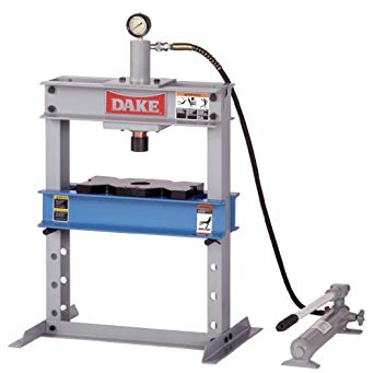 Dake B-10 Hydraulic Press