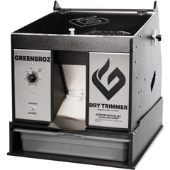 GreenBroz 215 Automatic Dry Bud Trimmer Machine