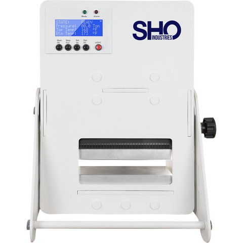 sho industries hydraulic rosin tech press