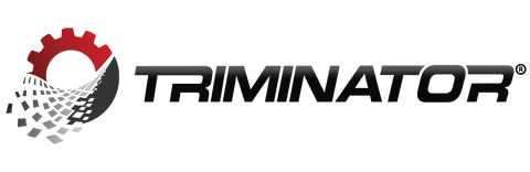 The Triminator Logo