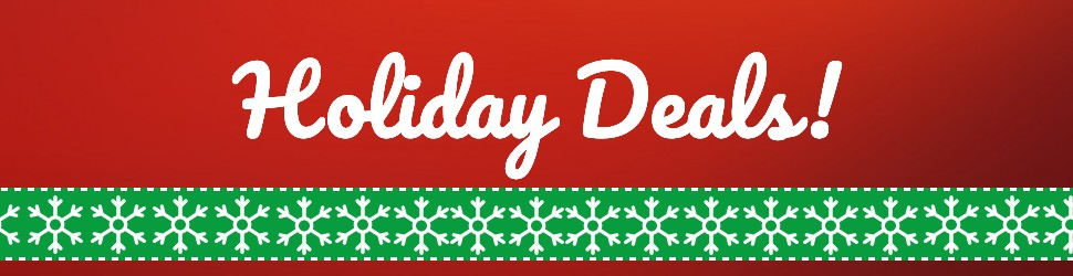 Trimleaf Holiday Deals Banner