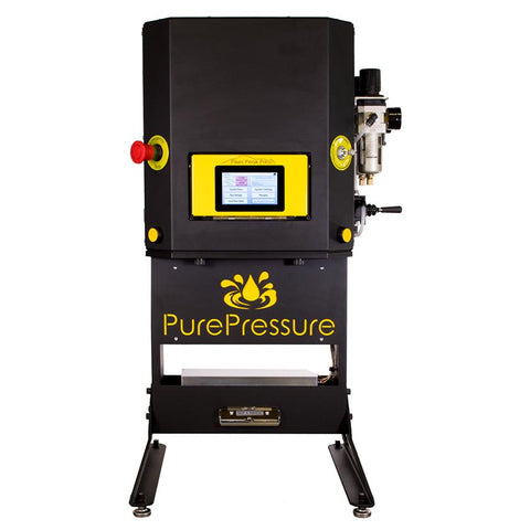 pikes peak v2 rosin press