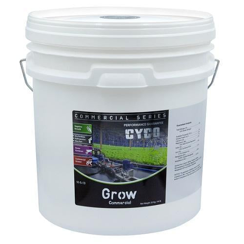 Cyco Nutrients Cyco Commercial Series Grow Nutrients 20 Kg