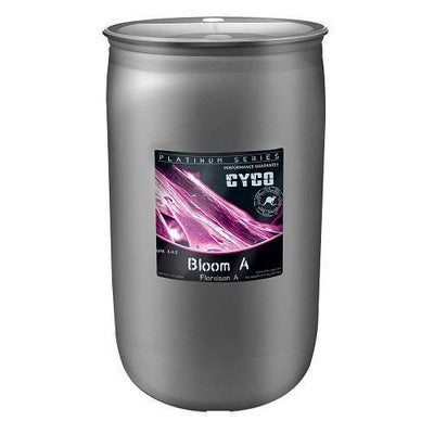 Cyco Nutrients Cyco Platinum Series Bloom A & B Nutrients 205 Liter (Special Order) / Bloom A