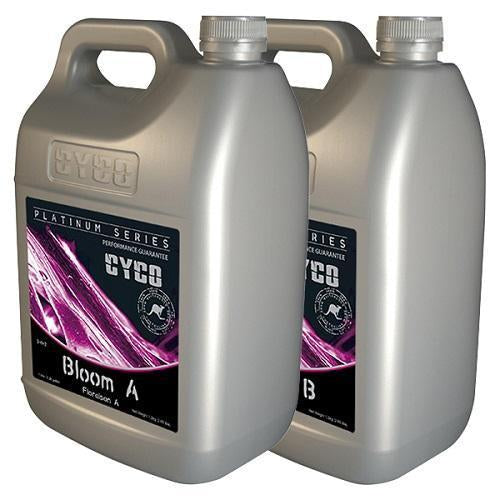 Cyco Nutrients Cyco Platinum Series Bloom A & B Nutrients