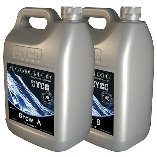 Cyco Nutrients Cyco Platinum Series Grow A & B Nutrients