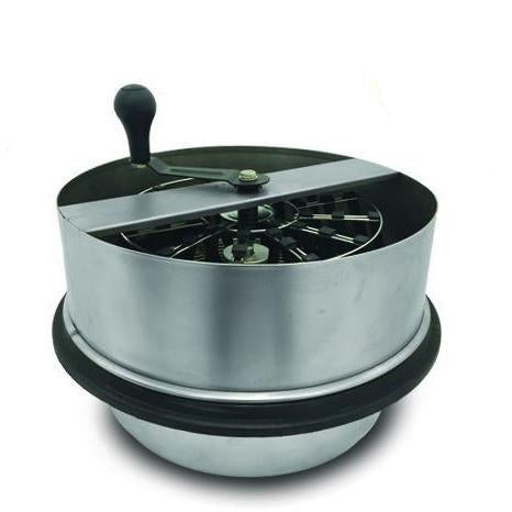 "DL Wholesale 16"" Open Top Hand Bowl Bud Trimmer"