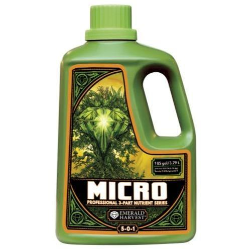 Emerald Harvest Micro Nutrients