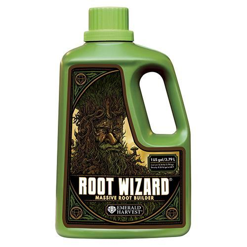 Emerald Harvest Emerald Harvest Root Wizard Nutrients 1 Gallon
