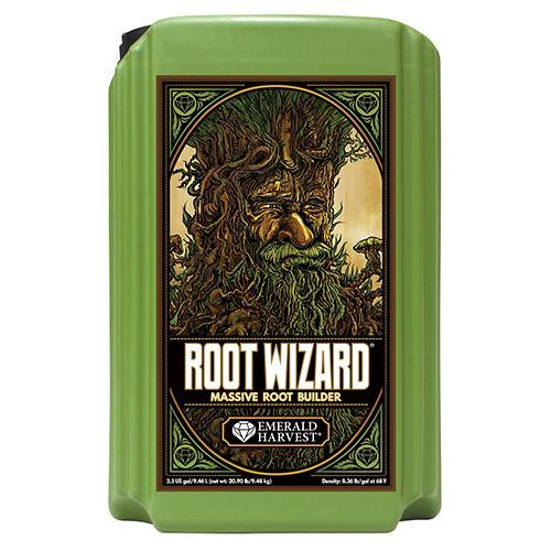 Emerald Harvest Emerald Harvest Root Wizard Nutrients 2.5 Gallons