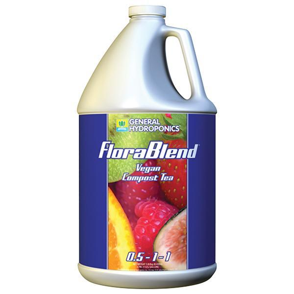 General Hydroponics General Hydroponics FloraBlend Nutrients 1 Gallon