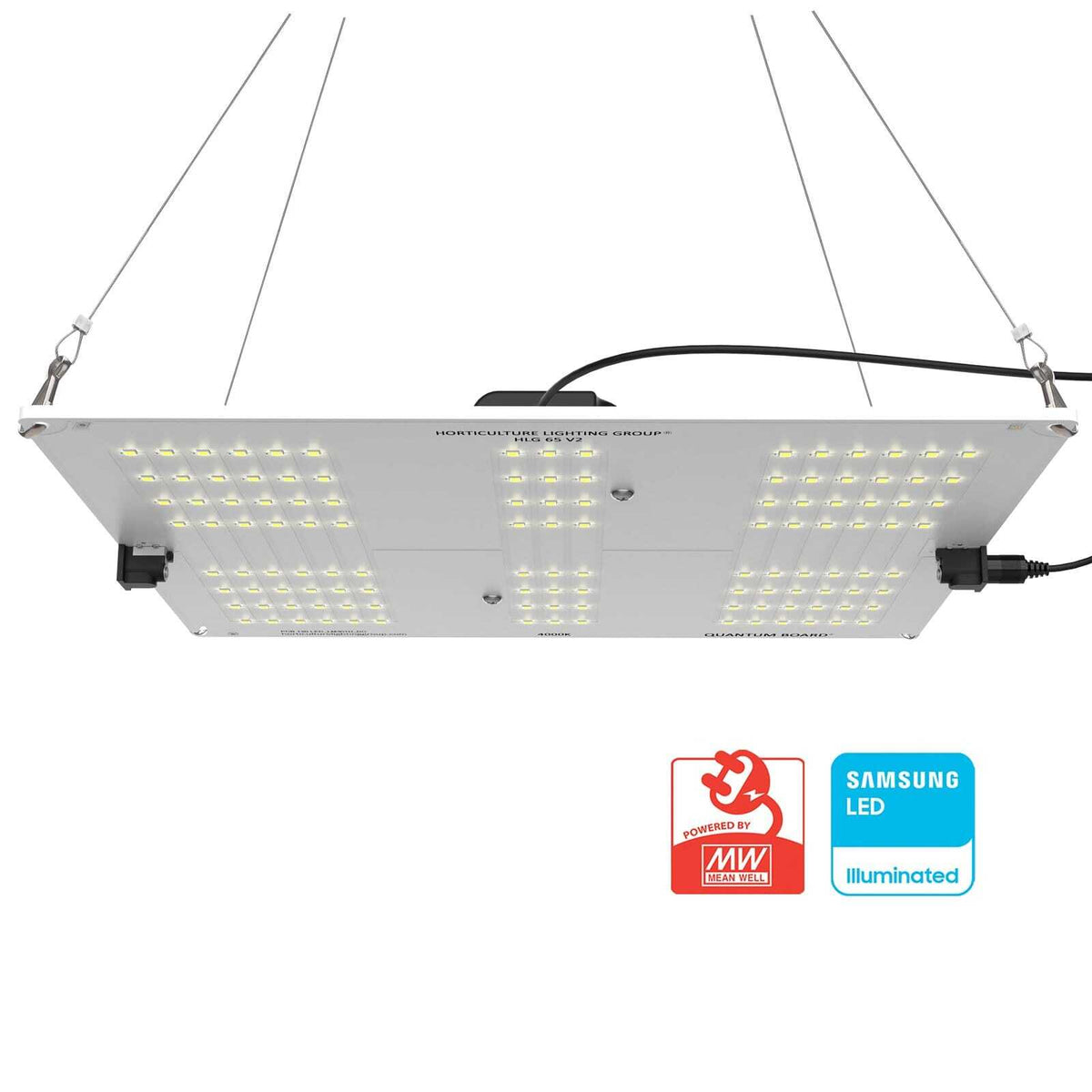 Horticulture Lighting Group HLG 65 V2 LED Grow Light