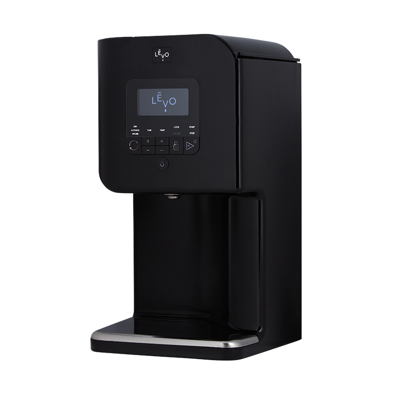 LEVO Levo II Oil Infuser Extraction Machine Black