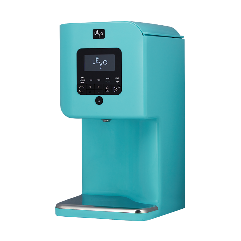 LEVO Levo II Oil Infuser Extraction Machine Blue