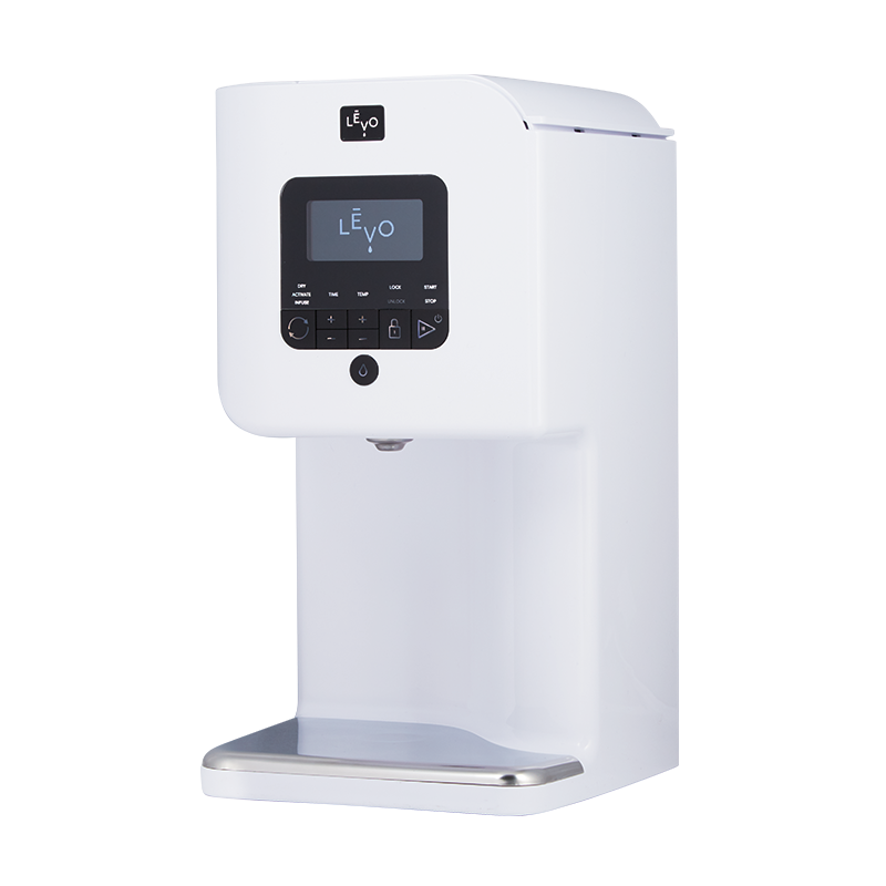 LEVO Levo II Oil Infuser Extraction Machine White