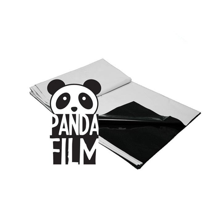 Panda Film 10' x 25' 5.5mil Black & White Grow Film