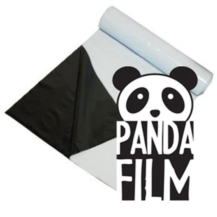 Panda Film 40' x 100' 7mil Black & White Grow Film