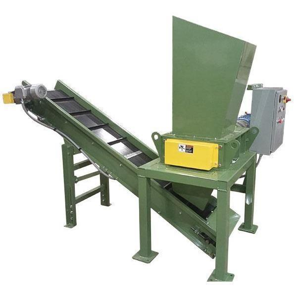 Plant Muncher Series 3 Medical Plant Waste Shredder Machine