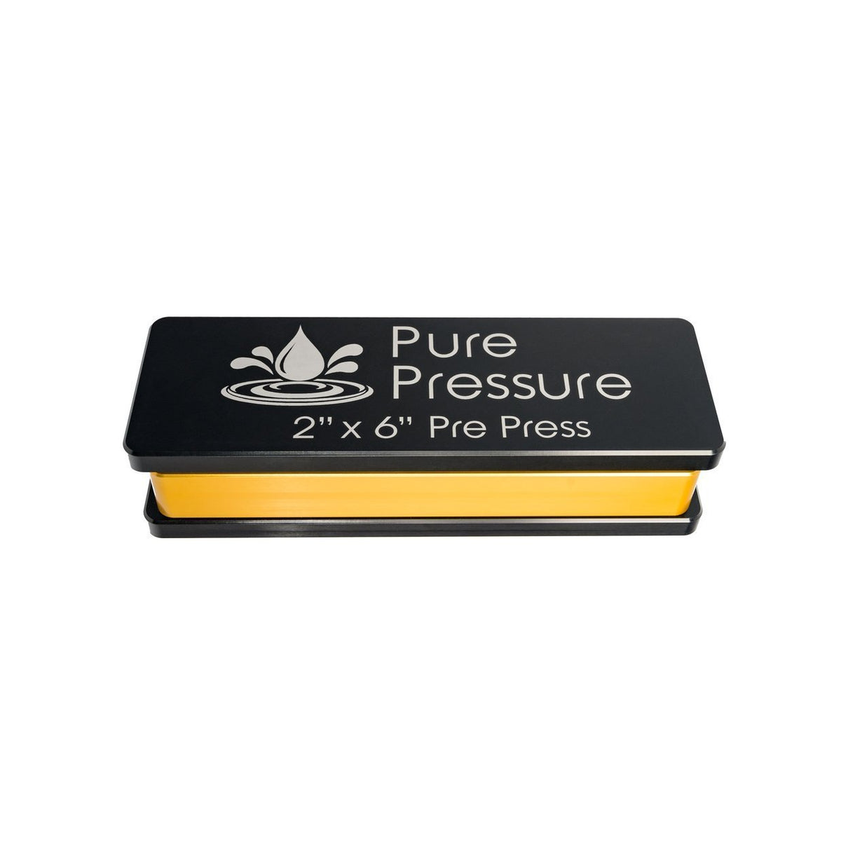 "Pure Pressure Pure Pressure 2"" x 6"" Pre-Press Mold"