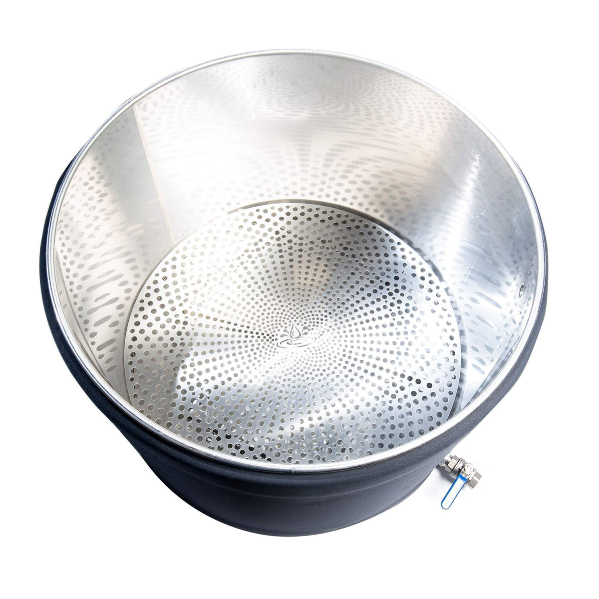 Pure Pressure Bruteless Stainless Steel Bubble Hash Washing Vessels