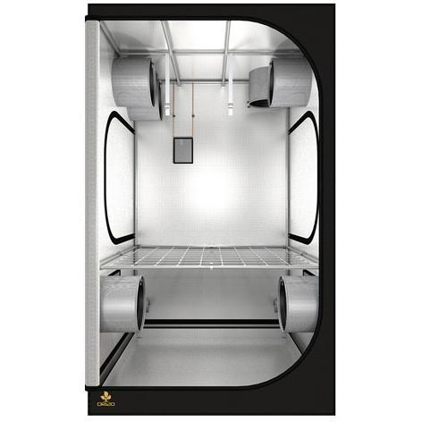 "Secret Jardin Dark Room V3 DR120 4' x 4' x 6'8"" Hydroponic Grow Tent"