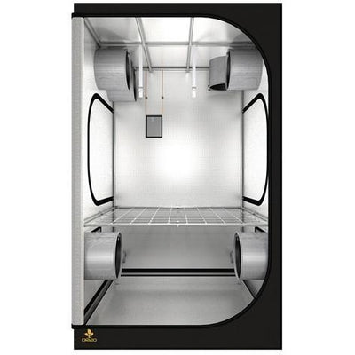 "Secret Jardin Secret Jardin Dark Room V3 DR120 4' x 4' x 6'8"" Hydroponic Grow Tent"