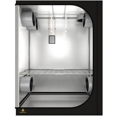 "Secret Jardin Secret Jardin Dark Room V3 DR150W 5' x 3' x 6'8"" Hydroponic Grow Tent"