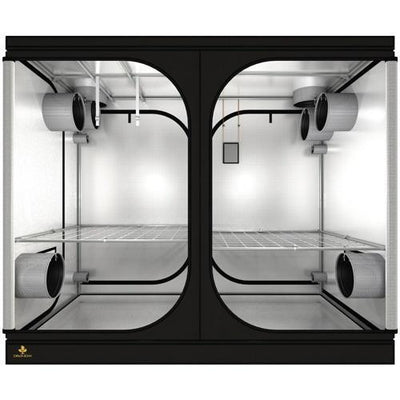 "Secret Jardin Secret Jardin Dark Room V3 DR240W 8' x 4' x 6'8"" Hydroponic Grow Tent"