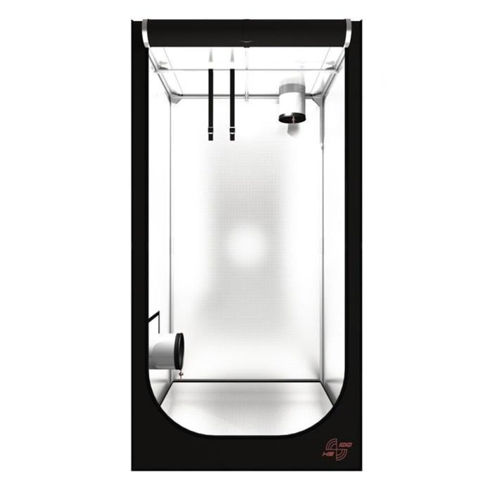 "Secret Jardin Secret Jardin Hydro Shoot V2 100 3' x 3' x 6'8"" Hydroponic Grow Tent"