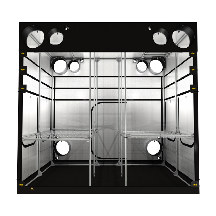 Secret Jardin Secret Jardin Intense V3 240 8' x 10' x 7' Hydroponic Grow Tent