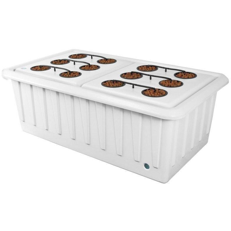 SuperCloset SuperPonics XL 12 Plant Hydroponic Grow System SuperPonics XL 12